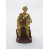 Figurine Atlas Zouave de 1917