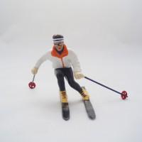 Figurine CBG Mignot Skieur Alpin