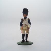 Figurine Del Prado Officier Cavalerie Garde 1809-14