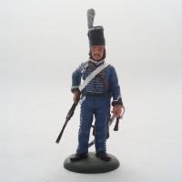 Figurine Del Prado soldier 7th Hussar Prussia 1806
