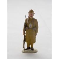 Figurine Atlas Tirailleur Tunisien de l'automne 1915