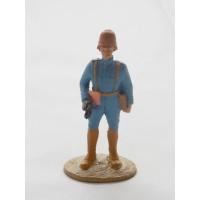 Figur-Atlas-Offizier in der Armee des Orients von 1918