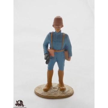 Figurine Atlas Officier de l'armée d'Orient de 1918