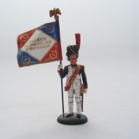 Figurine Del Prado Eagle guard Imperial 1811