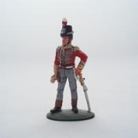 Del Prado Officier Dragons Inniskilling G.-B. 1811