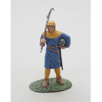 Figurine Altaya Valet de Lance XIVe siècle
