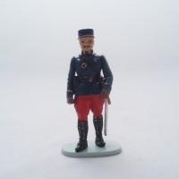 Hachette Officier Francais à l'Infanterie
