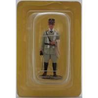 Figurine Hachette Lieutenant de la Batterie de la marche du 4e REI 1932