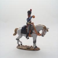 Del Prado Trompette Cavalier Portugais 1806-1810