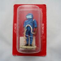 Figurine Del Prado Pompier Lutte Contre Les Hyménoptères 2010