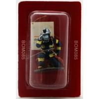 Figurine Del Prado Pompier Tenue de Feu Japon 2004