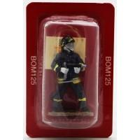 Figurine Del Prado Pompier Tenue d'intervention Italie 2004