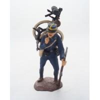 Figurine Atlas Chasseur cycliste 1914