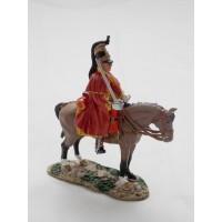 Figurine Del Prado Homme de Troupe 6e Inniskilling GB 1815
