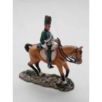 Figurine Del Prado Chasseur à Cheval France 1815
