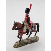 Del Prado troupe Rifleman France 1800 man figurine