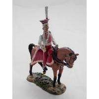 Figurine Del Prado Lancier de Berg 1808