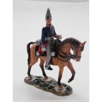 Figurine Del Prado Capitaine Etat Major 1815