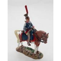 Figurine Del Prado trumpet Zhitomir Uhlan 1815