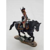 Figurine Del Prado Homme de troupe Royal Horse Guard G.-B. 1812