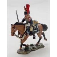 Figurine Del Prado Officier de cuirassiers 1809