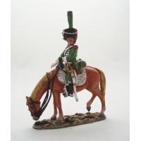 Figurina di Prado Hunter del 2o reggimento, 1812