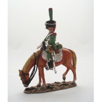 Figurine Del Prado Hunter Italian 2nd Regiment 1812
