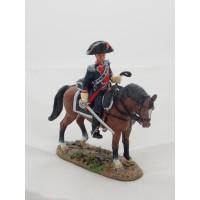 Figurine Del Prado Cavalier Garde du corps Espagne 1801