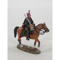 Figurine Del Prado Chasseur Garde Impériale 1809