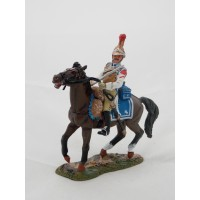 Del Prado rider Rifleman France 1812 figurine