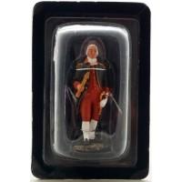 Figurine Hachette Amiral Duperre