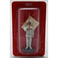 Figurine Del Prado Officier Pompier de Marseille, tenue de sortie 1982