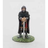 Figurine Altaya Chevalier de l'Ordre des Hospitaliers XIIIe siècle