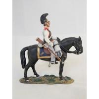 Figurine Del Prado Cuirassier Ordenski Russie 1812