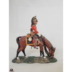 Figurine Del Prado Soldat 1er Royal Dragons 1814