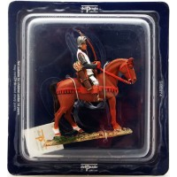 Figurine Del Prado Archer on horseback English 1450