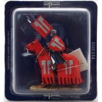 Figurine Del Prado Wolfram Von Eschenbach Allemagne 1200