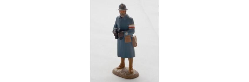 Soldats de la guerre 1914-1918
