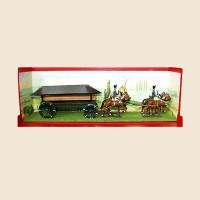 Coffret Diorama La Legion d'Honneur Napoleon 1er Empire soldat plomb CBG Mignot