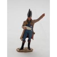 Figurina Hachette generale Claparède