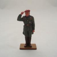 Del Prado Lieutenant Volontaire Espagne 1942