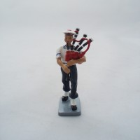 Figurine CBG Mignot Cornemuse Bagad Lann Bihoué