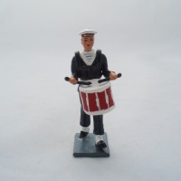 CBG Mignot tamburo Bagad Lann Bihoué figurina 2