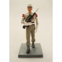 Caporale CBG Mignot legionario figurina con Famas