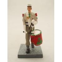 Tamburo CBG Mignot legionario figurina