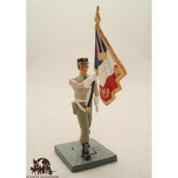 Figurine CBG Mignot Légionnaire Porte Drapeau