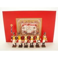 Coffret Luxe 6 Figurines CBG Mignot Légion de la Vistule