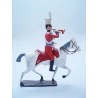 Figurine CBG Mignot Uhlan de Baviere