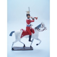 Figurine CBG Mignot Uhlan of Bavaria