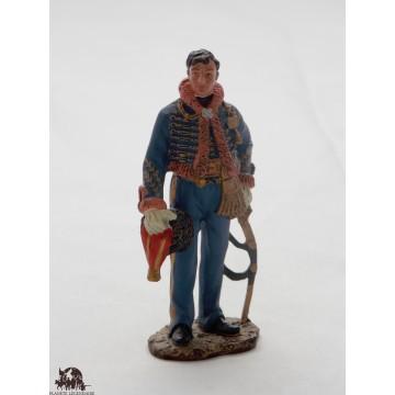 Figurine Hachette Général Desvaux de Saint Maurice